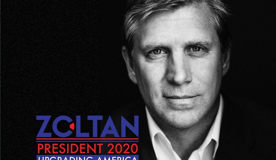 Transhumanist, futurist, independent GOP independent presidential hopeful Zoltan Istvan says he's gotten an unexpectedly warm reception in Iowa. (Zoltan Istvan)
