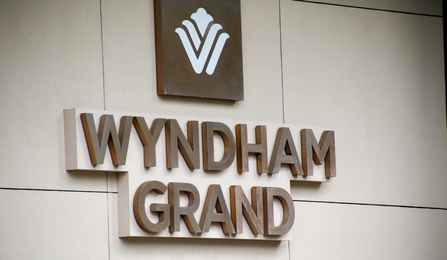 """National companies, including Wyndham Hotels, were included on the National Center on Sexual Exploitation's """"Dirty Dozen"""" list of businesses for allegedly enabling sexual predators, prostitution or the porn industry. (ASSOCIATED PRESS)"""