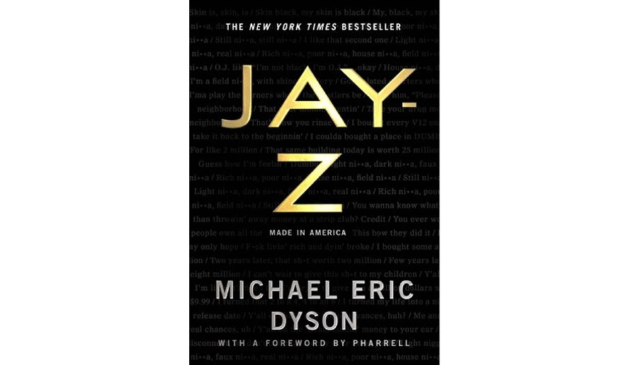 'Jay-Z: Made in America' (book cover)