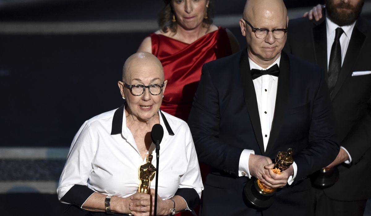 Julia Reichert invokes Communist Manifesto in 'American Factory' Oscar speech
