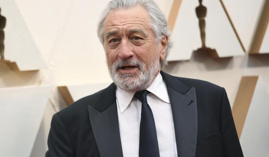 Robert De Niro Backed Restaurant Chain Nobu Took 14 PPP Loans