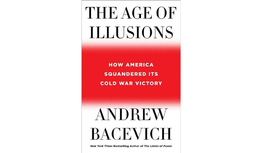 'The Age of Illusions' (book cover)