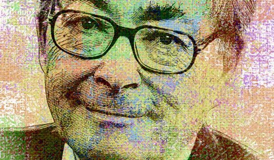 George Steiner Portrait by Greg Groesch/The Washington Times