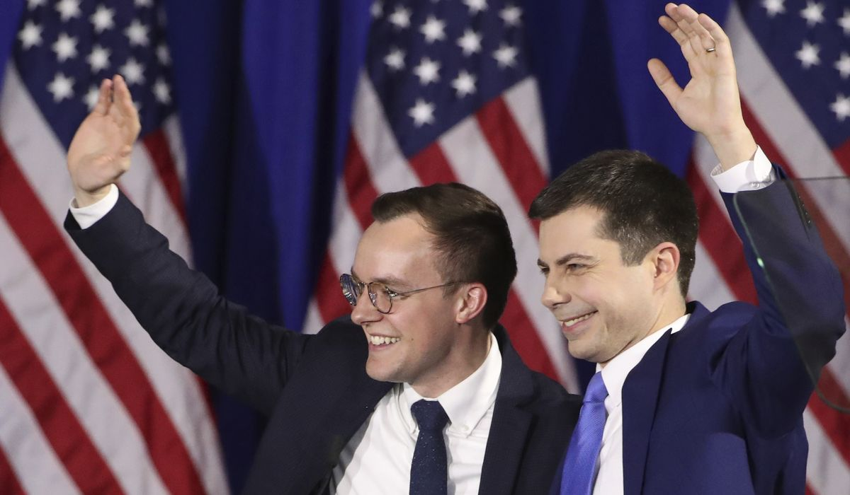 Buttigieg fires back at Limbaugh over 'gay guy kissing his husband' remarks