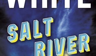 "This cover image released by Putnam shows ""Salt River"" by Randy Wayne White. (Putnam via AP)"