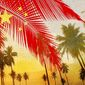 China Palms Illustration by Greg Groesch/The Washington Times