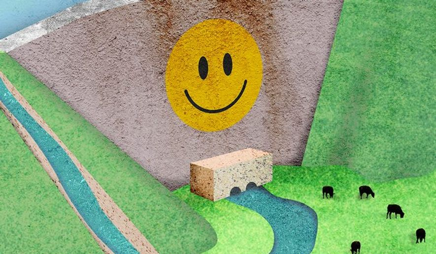 Proper Land Management Illustration by Greg Groesch/The Washington Times