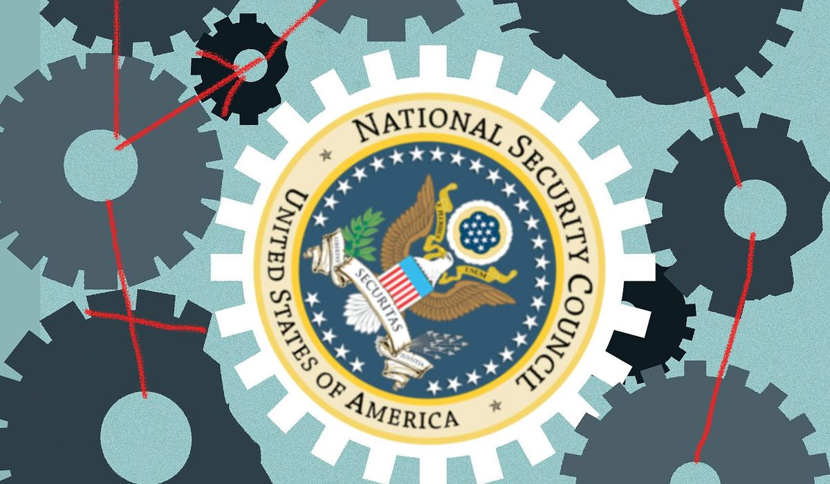 National Security Council's swamp of leakers needs draining