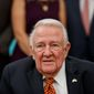 Edwin Meese III served as attorney general in the Reagan administration. (Associated Press) ** FILE **