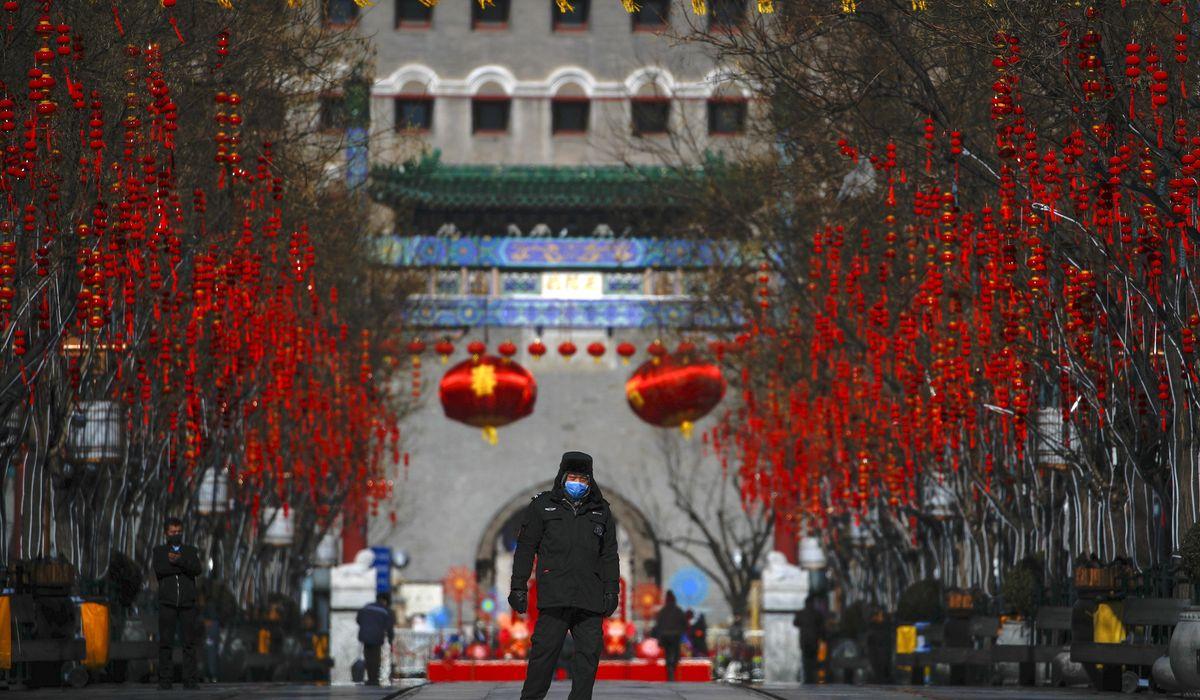 China may postpone annual congress because of virus