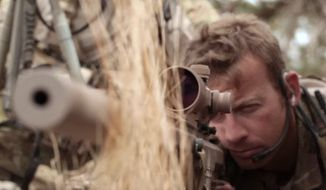 U.S. Army budget documents show the service's desire to make Barrett Firearms its go-to company for recision Sniper Rifles (PSR). (Image: YouTube, Barrett FirearmsUSA promotional video screenshot)