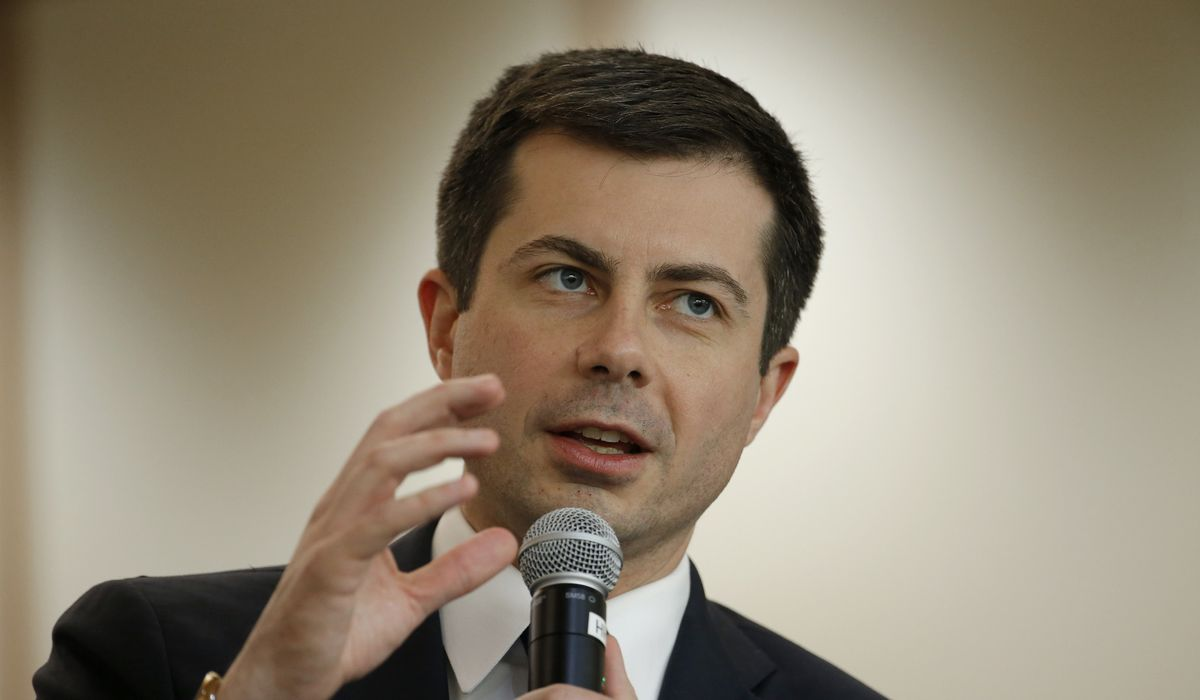 Pete Buttigieg hardly a qualified keeper of the Christian key