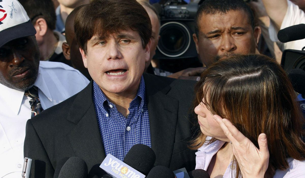 Rod Blagojevich, ex-Illinois governor given clemency by Trump, asks president to pardon Roger Stone