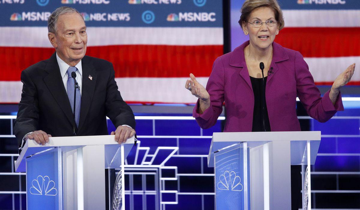 Warren unloads on Bloomberg over non-disclosure agreements