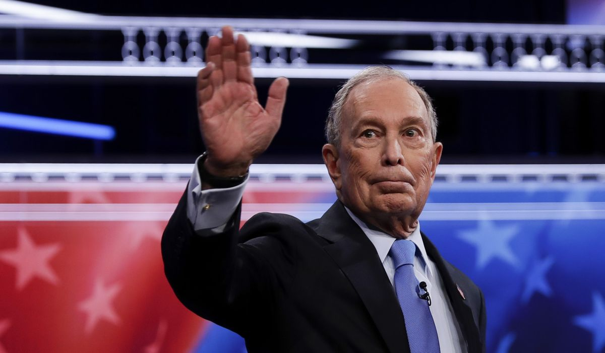 Nevada debate confirms Mike Bloomberg only credible Trump thumper