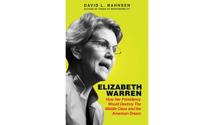 'Elizabeth Warren' (book cover)