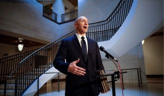 """Tip of the iceberg is a good way to describe it,"" Carter Page said. The informal Trump campaign adviser said there are more FBI abuses that will be uncovered. (Associated Press)"