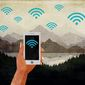 Wilderness WiFi Illustration by Greg Groesch/The Washington Times