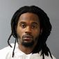Lebanon County Correctional Facility inmate Eric McGill wants to be released from solitary confinement where he has been confined for more than a year because he refuses to cut his dreadlocks. (Lebanon County Correctional Facility via ASSOCIATED PRESS)