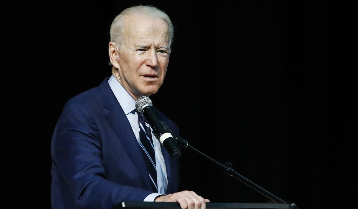 Biden campaign admits he was never arrested trying to see Nelson Mandela