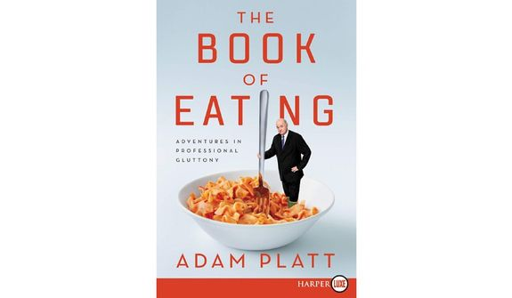 'The Book of Eating' (book cover)