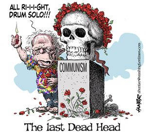 The last Dead Head