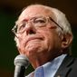 Democratic presidential candidate Sen. Bernie Sanders' ascension shows voters' dissastifcation with his party rivals. (Associated Press)