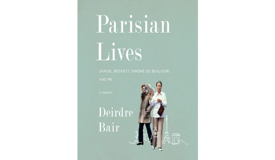 'Parisian Lives' (book cover)