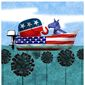 Illustration on the threat of coronavirus by Alexander Hunter/The Washington Times