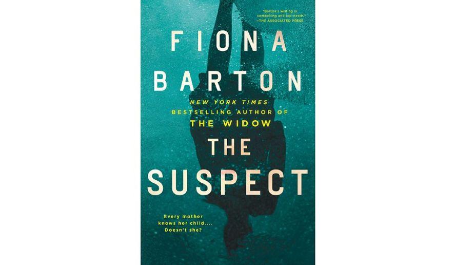 'The Suspect' (book cover)