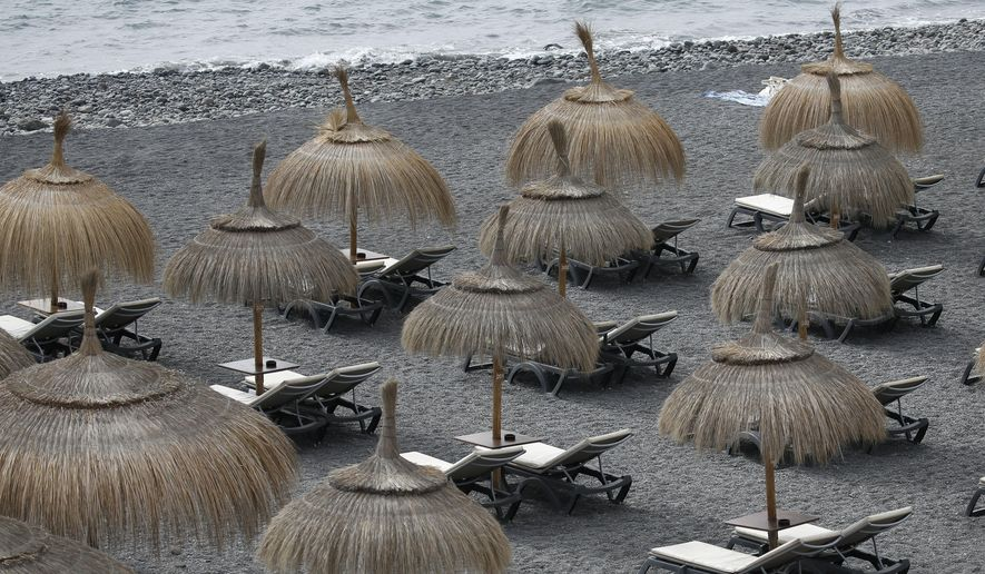 Fears of the coronavirus have caused a drop in tourism around the world, but travel agencies say they are preparing for a rebound next year. (Associated Press/File)