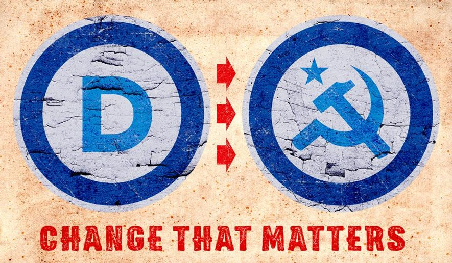 Change that Matters Illustration by Greg Groesch/The Washington Times