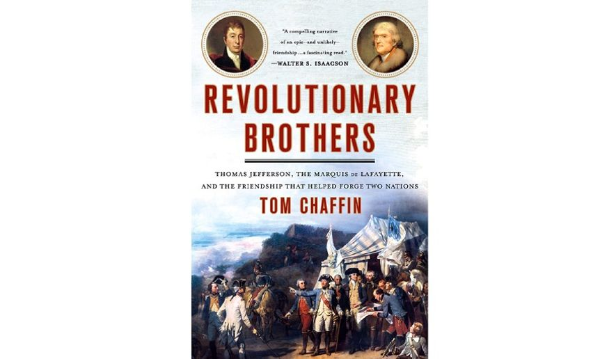 'Revolutionary Brothers' (book cover)