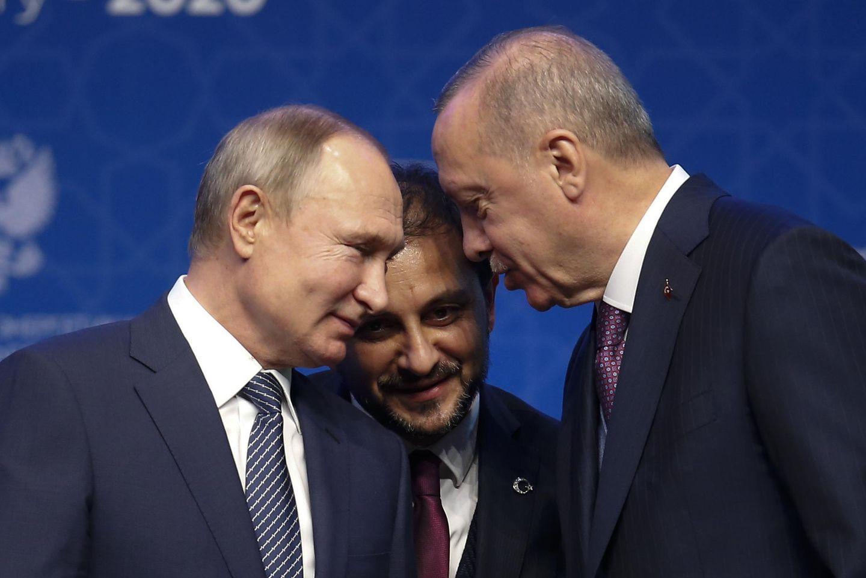 TurkStream, Russia pipeline bypassing Ukraine, advances