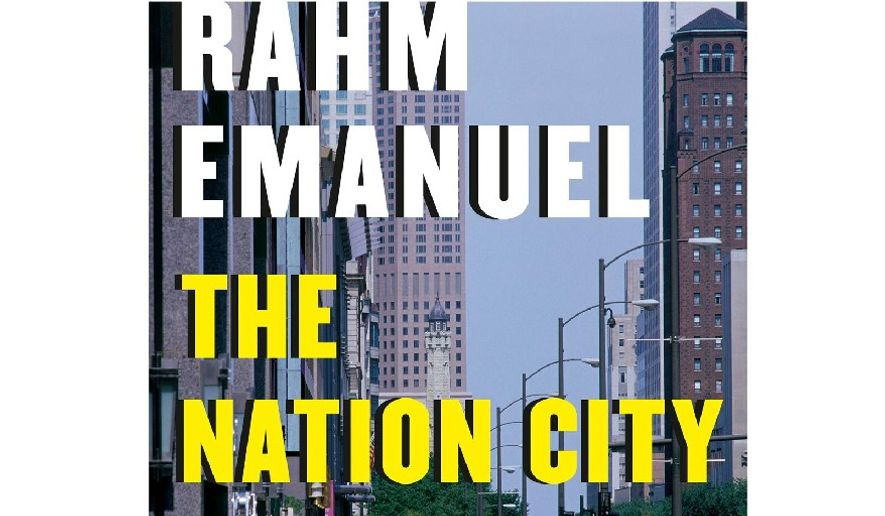 'The Nation City' (book cover)