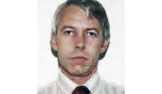 This undated file photo shows a photo of Dr. Richard Strauss, an Ohio State University team doctor who was accused of sexual abuse by former athletes. Ohio State reached an unspecified settlement with nearly half of the roughly 350 men alleging university officials ignored complaints and failed to stop Strauss, a team doctor who sexually abused athletes and other students throughout his two decades there, the school revealed Friday, March 6, 2020. It is the first settlement for accusers of the late doctor. (Ohio State University via AP, File)