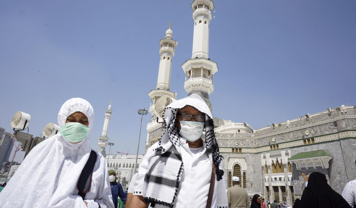 Saudi Arabia mandates 24-hour curfew in holy cities Mecca and Medina thumbnail