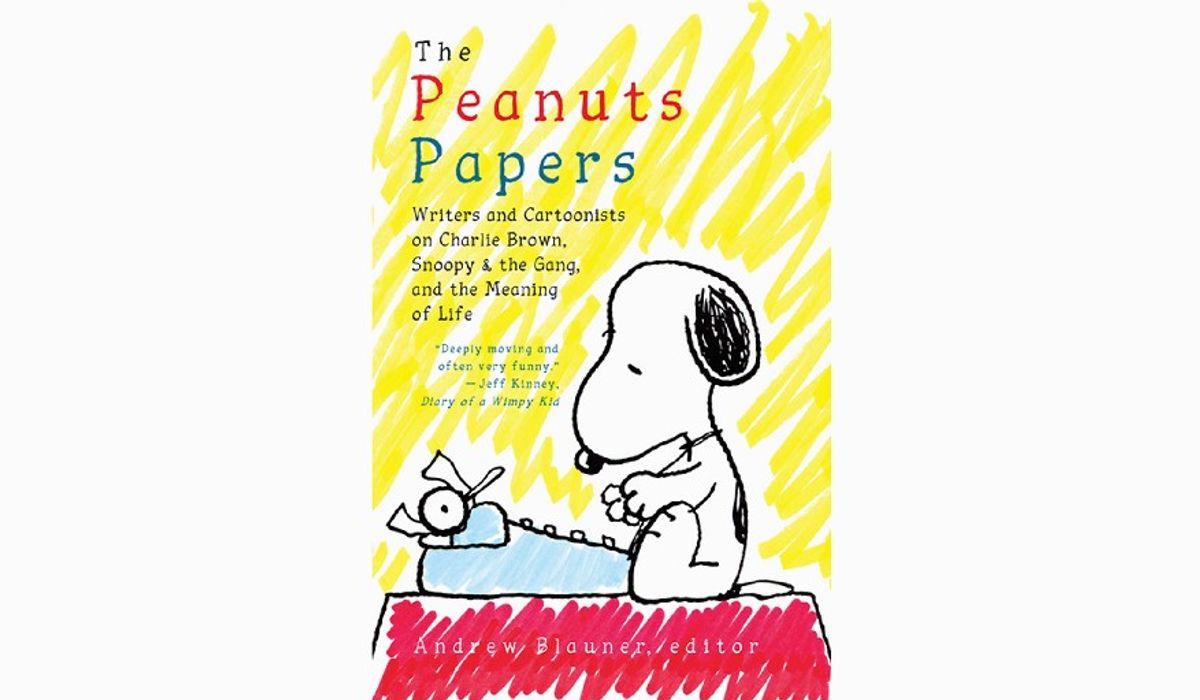 BOOK REVIEW: 'The Peanuts Papers'