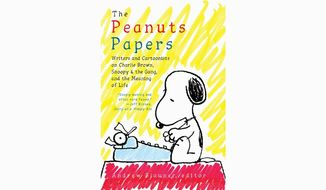 'The Peanuts Papers' (book cover)