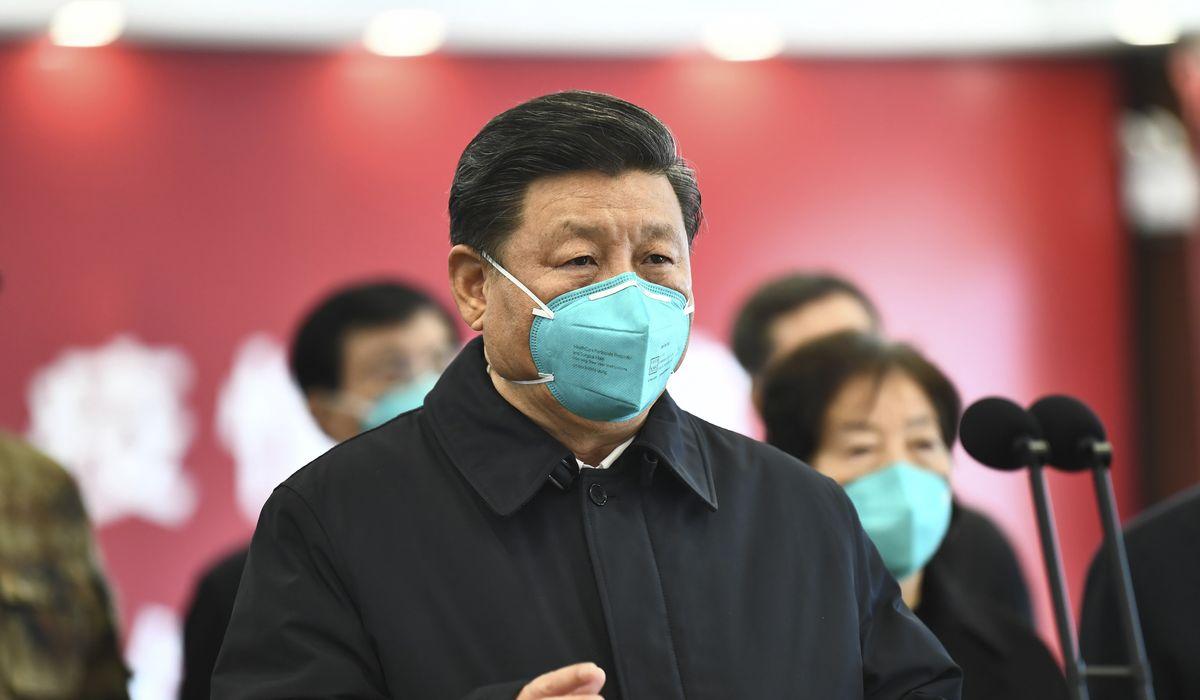 Xi Jinping`s coronavirus Chernobyl exposes China`s fatal vulnerabilities
