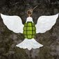 Dove Grenade Illustration by Greg Groesch/The Washington Times