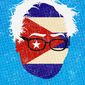 Bernie Sanders illustration by  The Washington Times