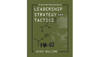 'Leadership Strategy and Tactics' (book cover)