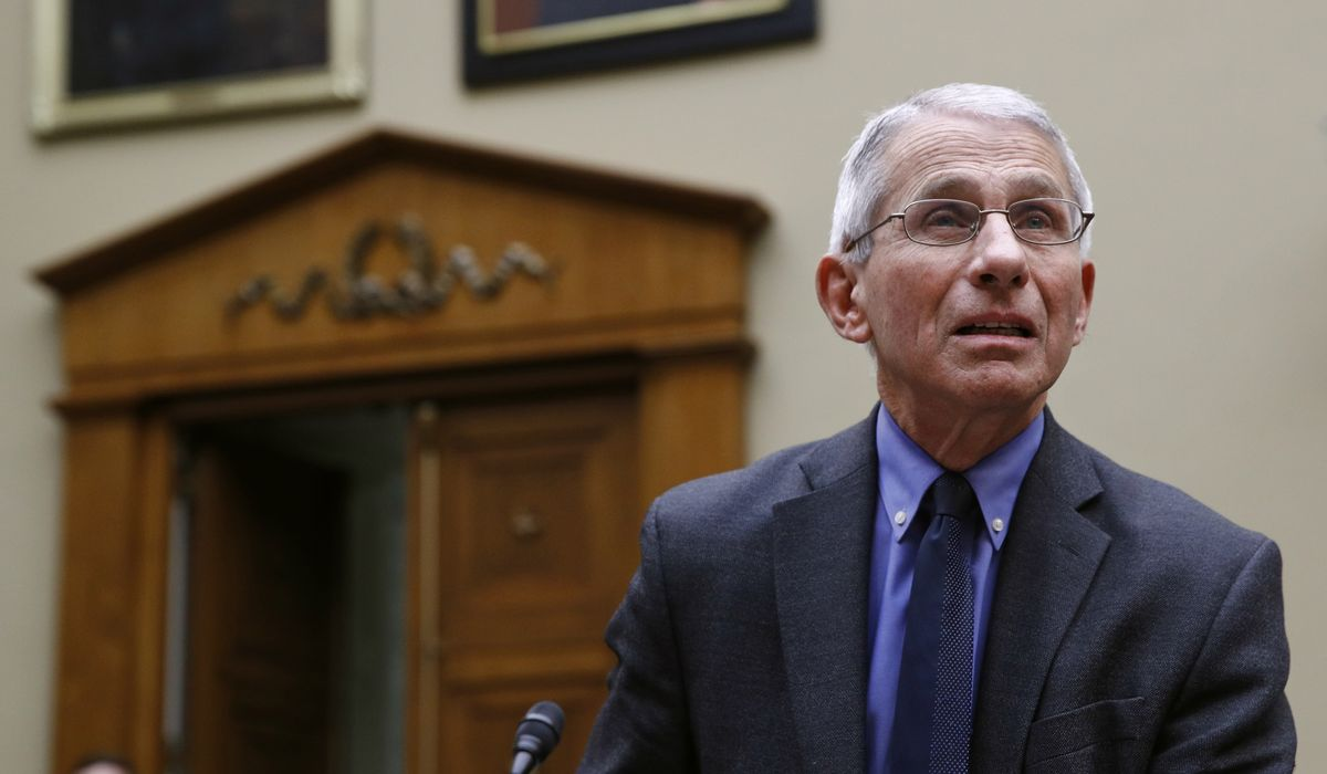 Top U.S. health official says nation is behind in testing, dubs it a 'failing'