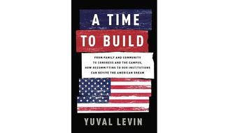 'A Time to Build' (book cover)