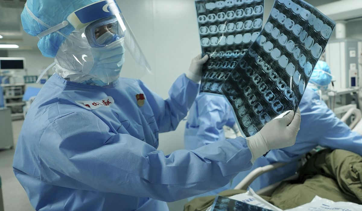 Coronavirus may have originated in lab linked to China's biowarfare program