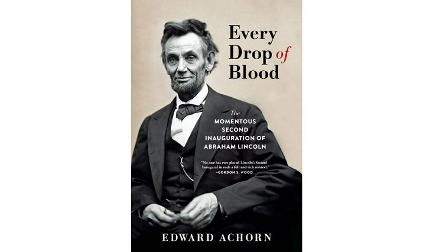 'Every Drop of Blood' (book cover)