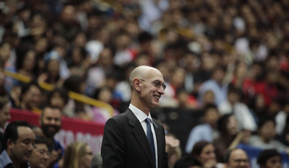 NBA's Adam Silver seeking answers, which are in short supply