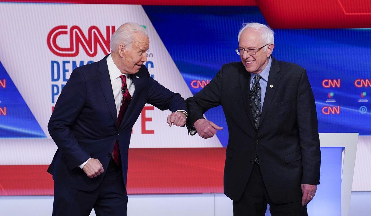 Bernie Sanders: 'There is a path' to defeat Joe Biden