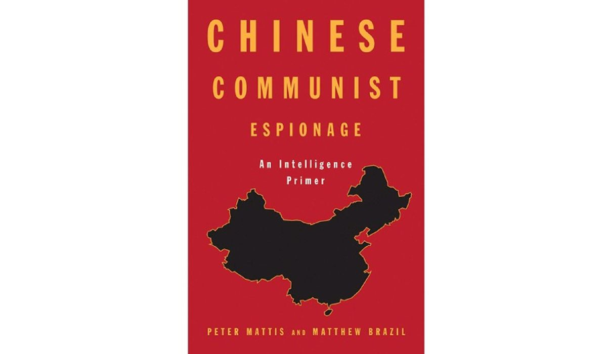 BOOK REVIEW: 'Chinese Communist Espionage' - Washington Times thumbnail